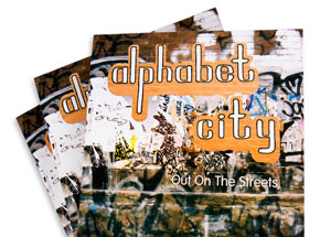 Book by Michael De Feo - Alphabet City: Out On The Streets