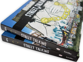 Book by Mike Popso - Street Talking