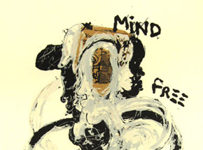 Art Print by Miles Regis - Mind Free