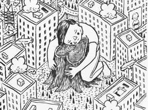 Art Print by Millo - Hope Is A Waking Dream - Standard Edition