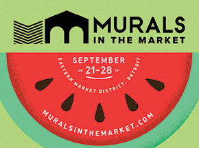 Art Collection by 1xRUN Presents - Murals In The Market 2017 Print Suite