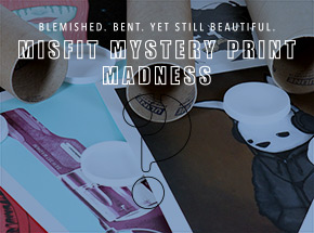 Art Print by 1xRUN Presents - 1 Mystery Print