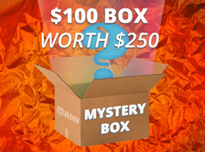 Art by 1xRUN Presents - $100 Mystery Box - WORTH $250!