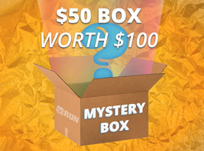 Art by 1xRUN Presents - $50 Mystery Box - WORTH $150!