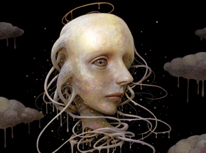 Art Collection by Naoto Hattori - After Rain