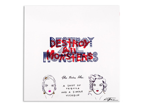 Art by Niagara - Hand-Painted Destroy All Monsters Box Set - 05