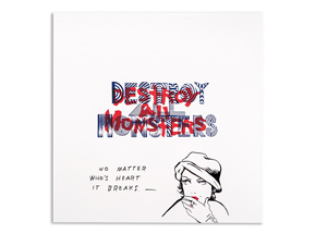 Art by Niagara - Hand-Painted Destroy All Monsters Box Set - 07