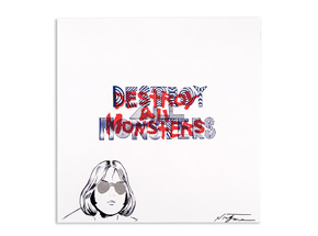 Art by Niagara - Hand-Painted Destroy All Monsters Box Set - 01