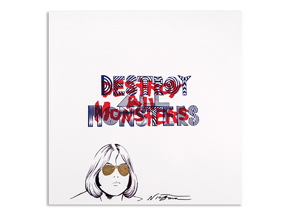 Art by Niagara - Hand-Painted Destroy All Monsters Box Set - 02