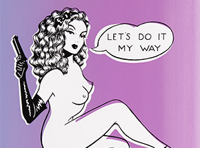 Art Print by Niagara - Limited Edition Print - Let's Do It My Way - Variant I