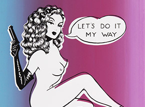 Art Print by Niagara - Limited Edition Print - Let's Do It My Way - Variant II