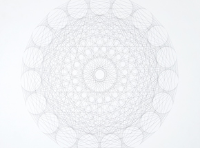 Art Print by Patrick Ethen - Gravity Mandala - I