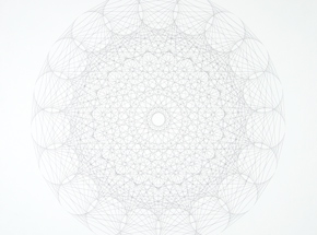 Art Print by Patrick Ethen - Gravity Mandala - III