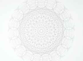 Art Print by Patrick Ethen - Gravity Mandala - IV
