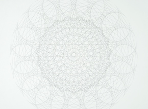 Art Print by Patrick Ethen - Gravity Mandala - VIII