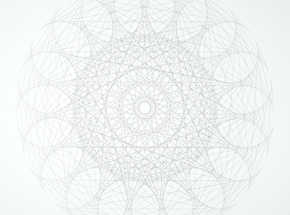 Art Print by Patrick Ethen - Gravity Mandala - IX