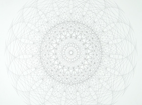 Art Print by Patrick Ethen - Gravity Mandala - XIII