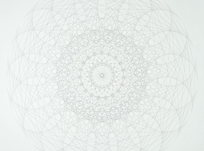 Art Print by Patrick Ethen - Gravity Mandala - XIV