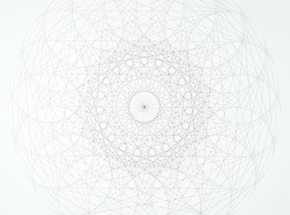 Art Print by Patrick Ethen - Gravity Mandala - XV