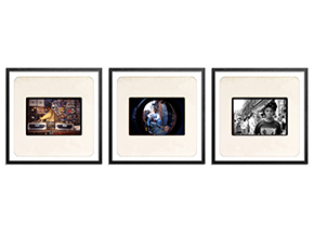Art Print by Ricky Powell - Book + 3-Print Set - Mini Slide Set #1