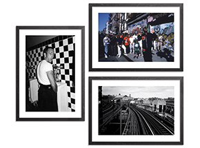 Art Print by Ricky Powell - 3-Print Set #5 - Limited Edition Prints