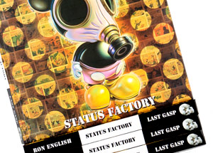 Book by Ron English - Status Factory: The Art of Ron English