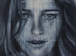 Original Art by Rone - Don't Over Think It