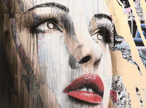 Art Print by Rone - Miami Dreams