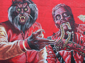 Art Print by Run The Jewels - Thriller
