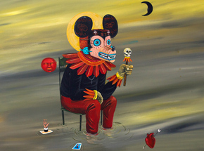 Art Print by Saner - El Brujo