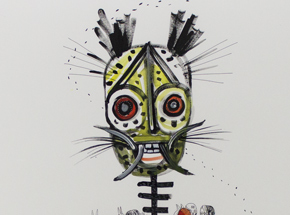 Original Art by Saner - Innocence kids