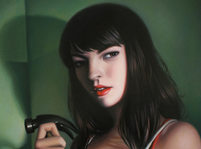 Art Print by Sarah Joncas - Shadow Boxer - Limited Edition Prints