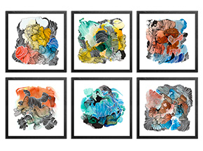 Art Collection by Brandon Boyd - Remnants