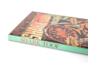 Book by Shark Toof - Shark Toof - Book