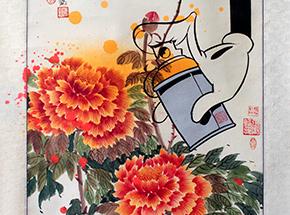 Slick Original Art - Sneetches Get Steetches - Original Artwork | 1xRUN