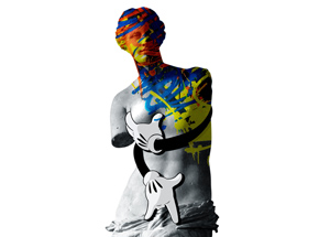 Art Print by Slick - - Venus de Slick - Standard Edition -
