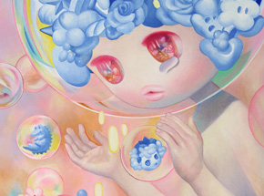 Art Print by So Youn Lee - Harmony - Limited Edition Prints
