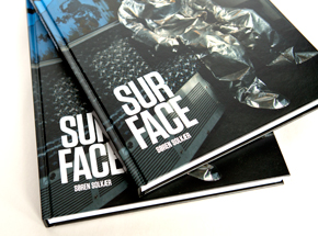 Book by Soren Solkær - Surface Artbook