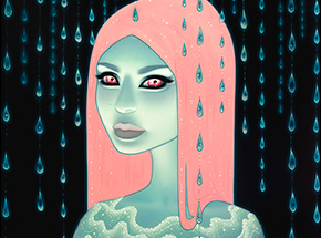 Art Print by Tara McPherson - Wandering Luminations