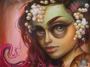 Art Print by Tatiana Suarez - Clutch