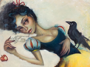 Original Art by Tatiana Suarez - Venenosa