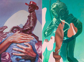 Art by Telmo Miel - 2-Print Set - Aspirations + The Sea Refuses No River