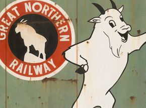 Art Print by Tim Conlon - Great Northern - 17 x 21 Inch Edition