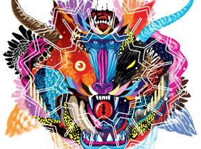 Art Print by Tristan Eaton - Battle Cry