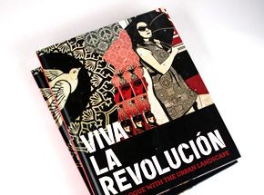 Book by Various Artists - Viva La Revolucion - A Dialogue with the Urban Landscape