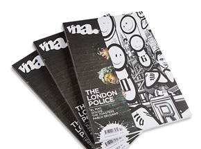 Book by vna Magazine - Issue 17: The London Police
