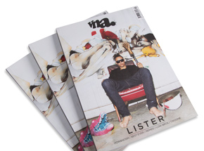 Book by vna Magazine - Issue 19: Lister