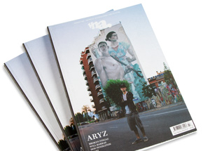 Book by vna Magazine - Issue 27: Aryz