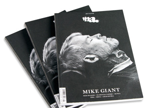 Book by vna Magazine - Issue 28: Mike Giant