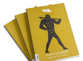 Book by vna Magazine - Issue 29: Cleon Peterson
